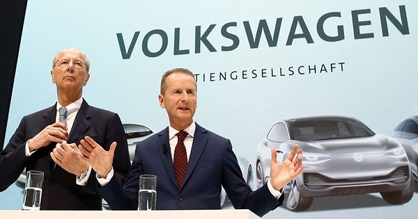 Photo of Volkswagen must go to checkout