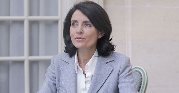 Photo of Béatrice Belorgey at the head of BGL BNP Paribas