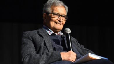 Photo of Amartya Sen: thought leader of global justice