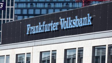 Photo of Frankfurter Volksbank is facing the next merger