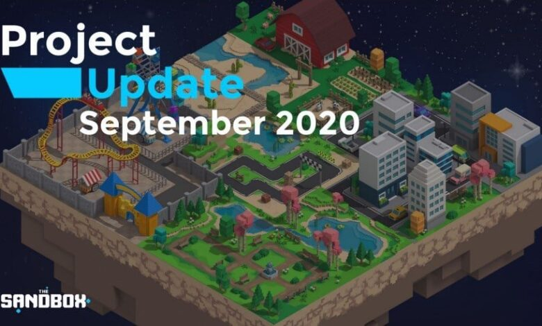 Photo of New in September for TheSandBox (SAND) – Cryptocurrencies
