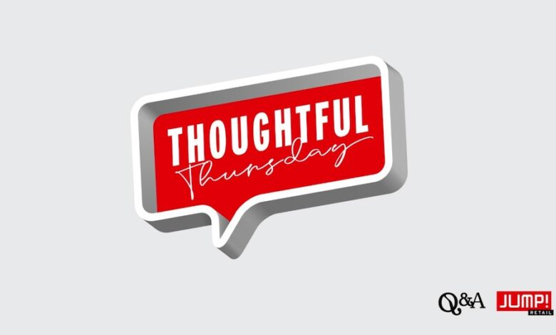 Photo of [video] Thoughtful Thursday with on October 29: Startup Entrepreneur and Marketing Enthusiast