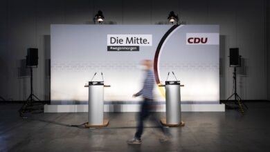 Photo of Comment: New CDU boss: no look back in anger – but forward